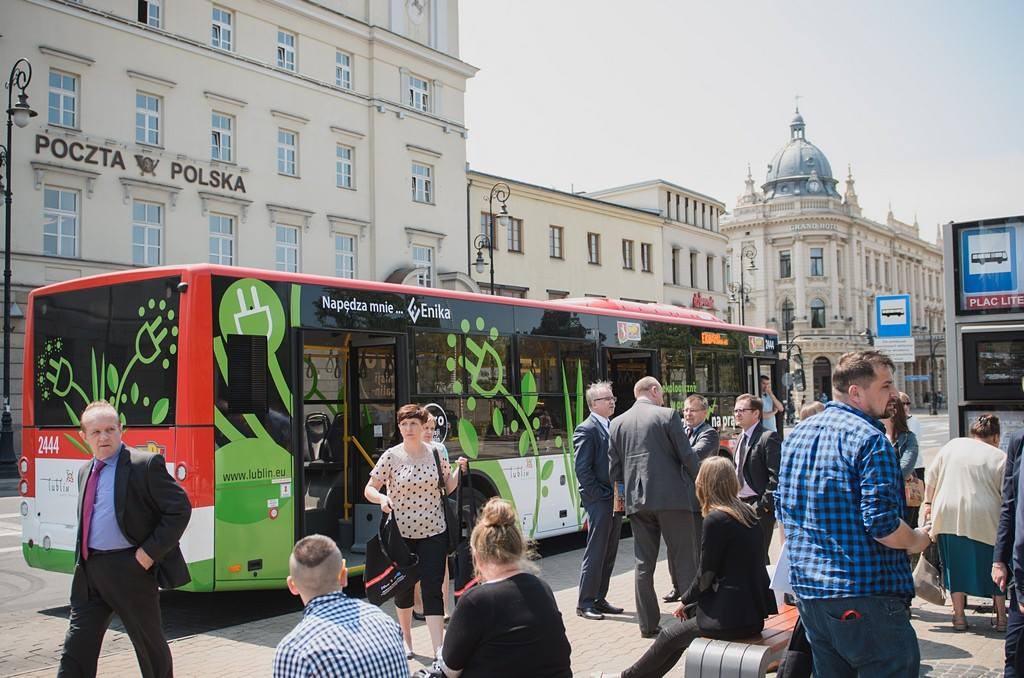 Integrated Municipal Public Transport System in Lublin